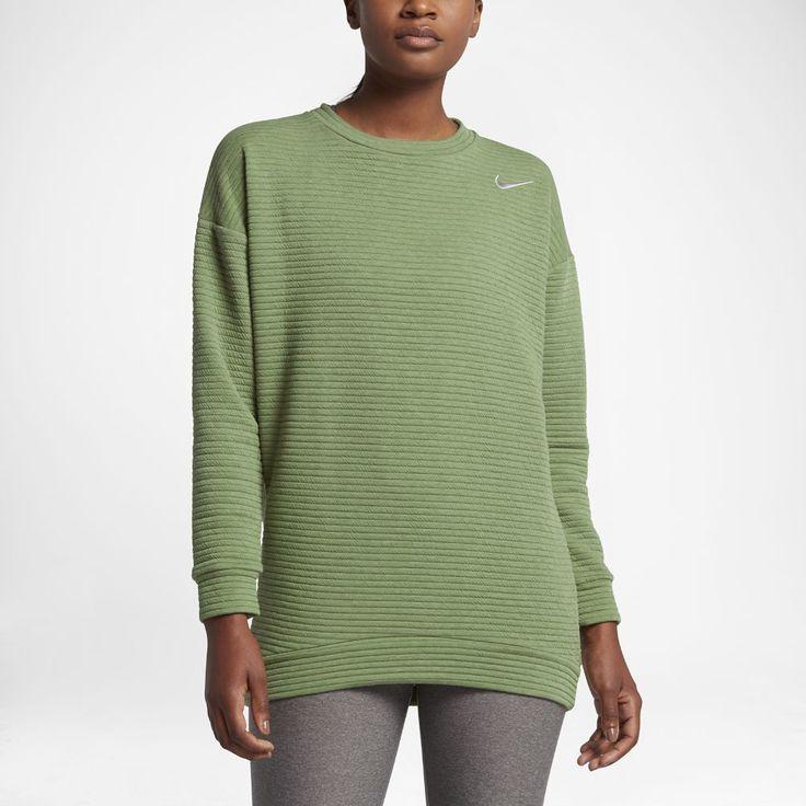 Nike Bunker 3.0 Crew Women's Golf Top Size