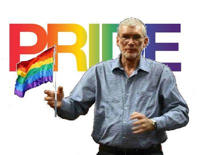 Drop Bear Growls: Who ownes the Rainbow?