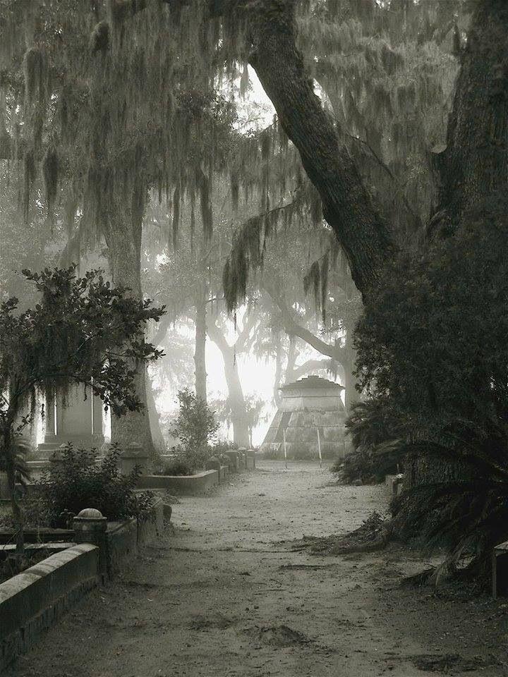 Bonaventure Cemetery Savannah, Georgia