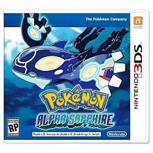 Nintendo 3DS - Pokémon: Alpha Sapphire