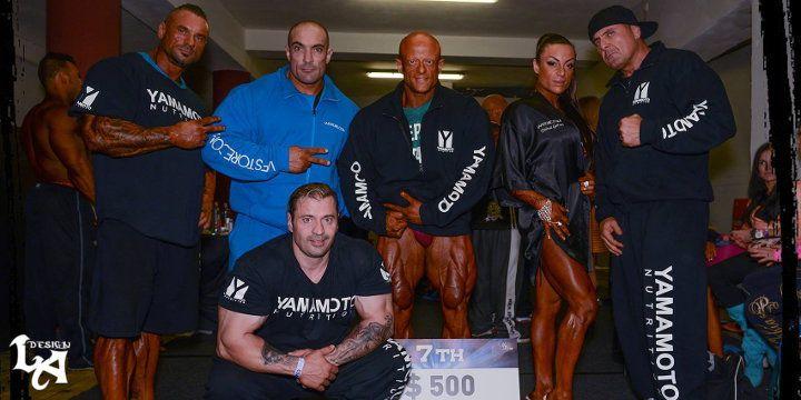 Il Mr. Olympia Amateur è un prestigioso evento internazionale IFBB, una versione amatoriale della famosa competizione Mr. Olympia Pro. Risultati e vincitori Olympia Amateur Europe svoltosi il 3-4 Ottobre a Praga presso Tipsport Arena. #iafstore #teamIAF #bodybuilding