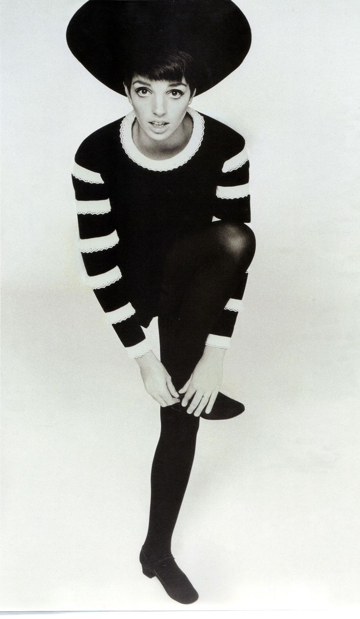 Liza...in the 60s.