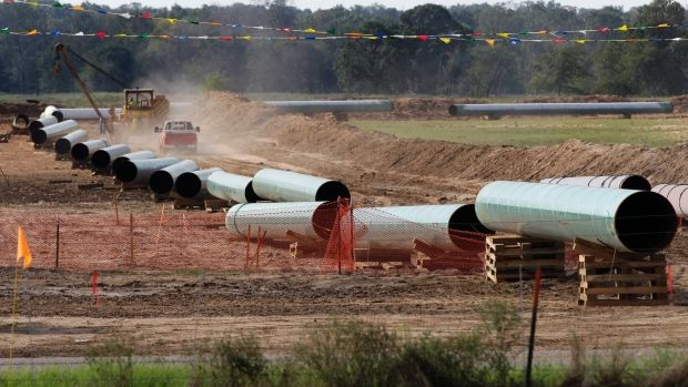 The report comes as TransCanada awaits a U.S. decision on its controversial Keystone XL pipeline.