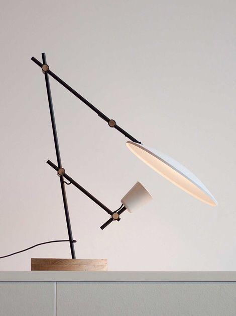 Ad augusta per angusta | lamp | lighting