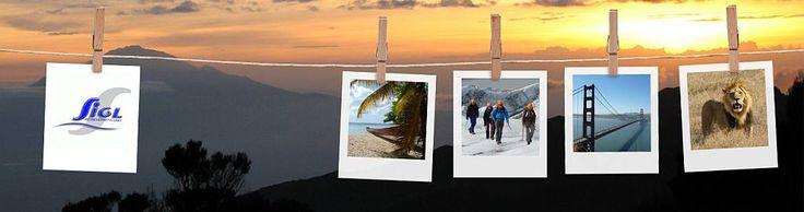 Erlebnisreisen, Abenteuerreisen, Wanderreisen, Trekkingreisen, Naturreisen, Aktivreisen, Studienreisen... von Reisevermittlung Gabriele Sigl...