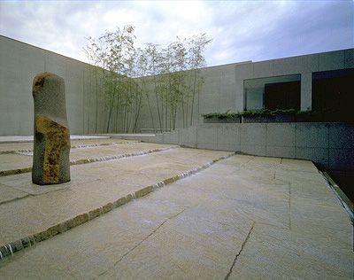 Американский авангардист Исаму Ногучи