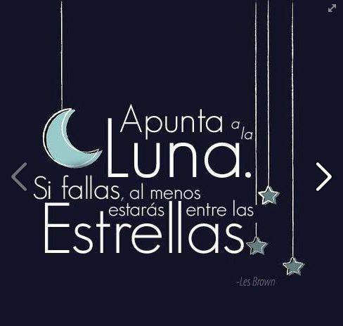 luna, estrellas