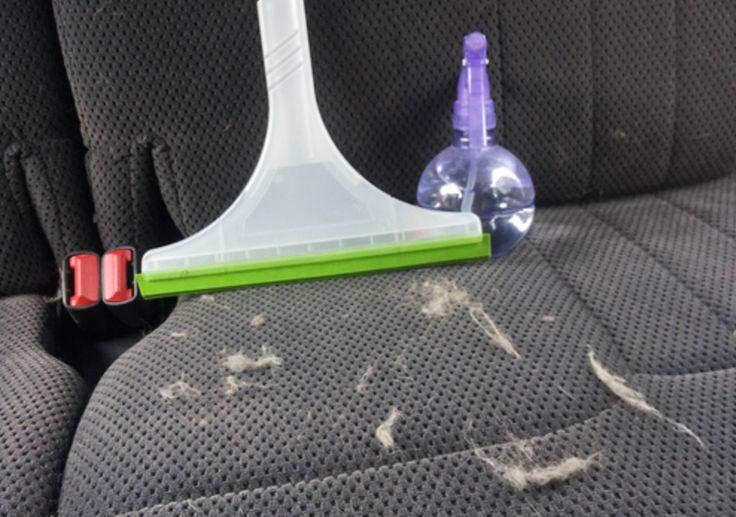 Dit heb je nodig: Spuitfles met water raamwisser (adsbygoogle = window.adsbygoogle    []).push({}); Zo doe je het:...