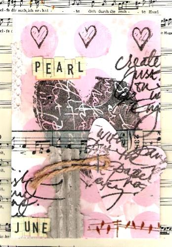 Birthstone: Pearl