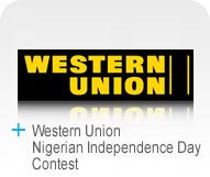 Marden-Kane Inc.: Client Case Study: Western Union Nigerian Independence Day Contest. Facebook Contest with Voting.