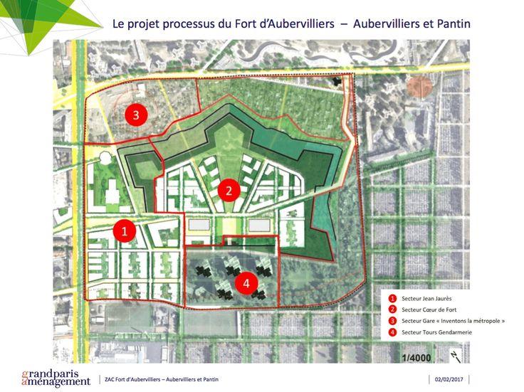 GRAND PARIS AMÉNAGEMENT – Fort d'Aubervilliers : un futur quartier métropolitain | GRAND PARIS - MIPIM 17