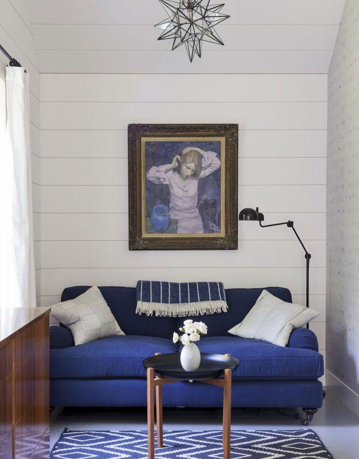 A Finnish stylist home in the Hamptons via Nordic Design.
