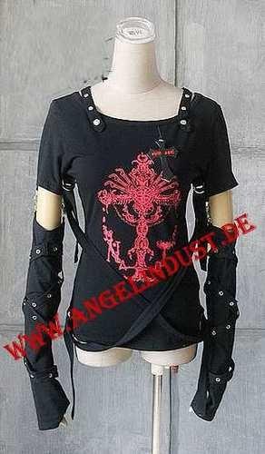 Longsleeve, Top, Shirt von Punk-Rave, Gothic Punk Rock Emo Visual Kei | eBay