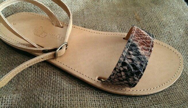 Summer#sandals#greek#handmade#mara&eva#creation#