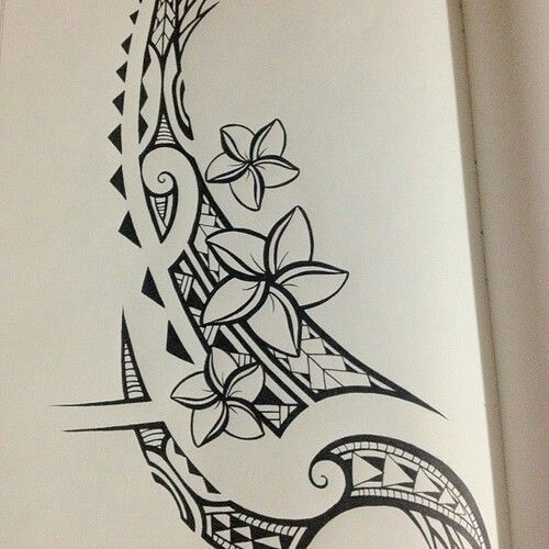 hawaiian tribal drawings tumblr - Google Search