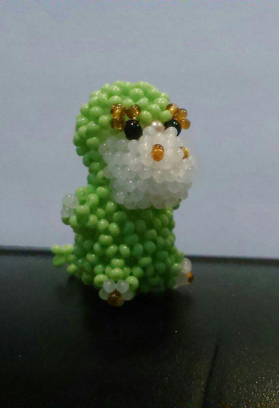 #dragon #beads #3D