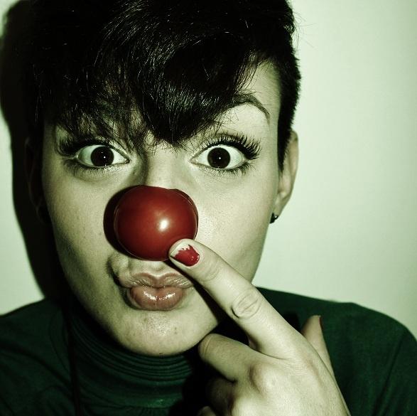 The clown soul comes out