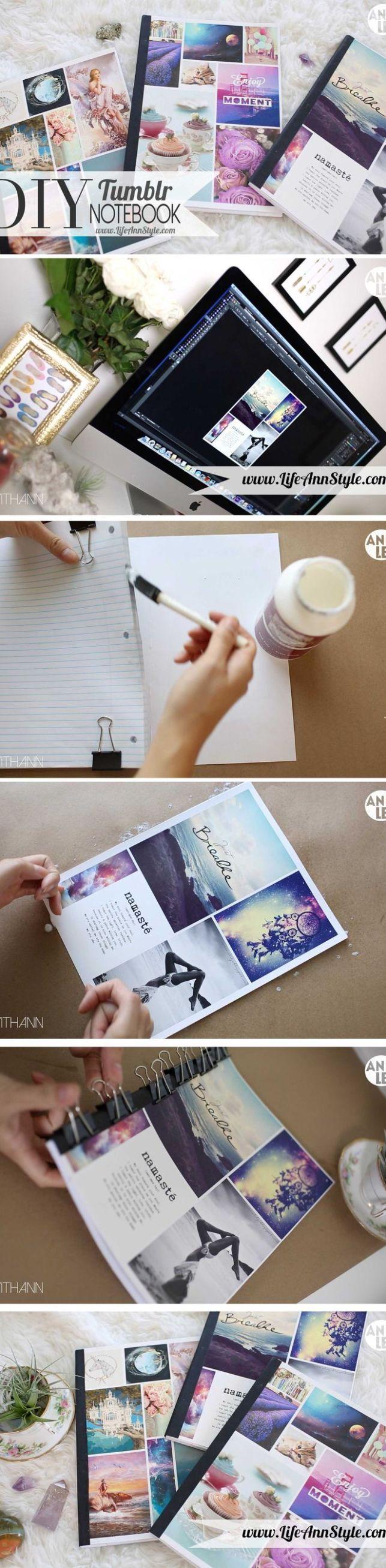 Ya casi empiezan las clases así que les quiero mostrar unas manera sencillas para decorar sus cuadernos. Esta manera de decorar solo necesitarás pintura para pizarrón y gis. Es una libreta muy práctica, también te servirá para poner notas. Solo necesitas diurex decorativos, los venden...