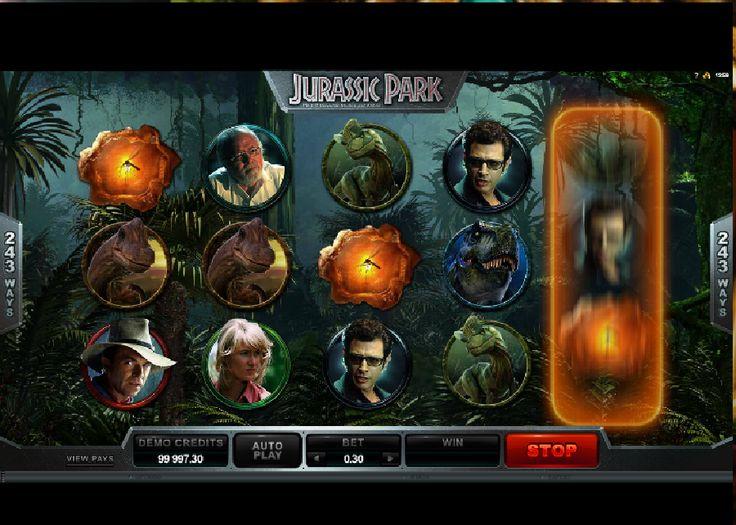 Hrací automaty Jurassic Park - Kdo by si nepamatoval světoznámý film z roku 1993 Jurský Park? Určitě jste o něm alespoň slyšeli, ne-li viděli, a právě hrací automat Jurassic Park (Jurský Park) Vám připomene tento film oceněn třemi Oskary. #HraciAutomaty #VyherniAutomaty #Jackpot #Vyhra #JurassicPark #JurskyPark - http://www.vyherni-automaty-online.com/automaty-hry/hraci-automaty-jurassic-park
