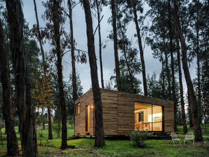 Gallery Of House Prototype / Luis Velasco Roldan + Ángel Hevia Antuña   2. Eco  Friendly HouseCool ArchitectureGreen HousesSmall ...