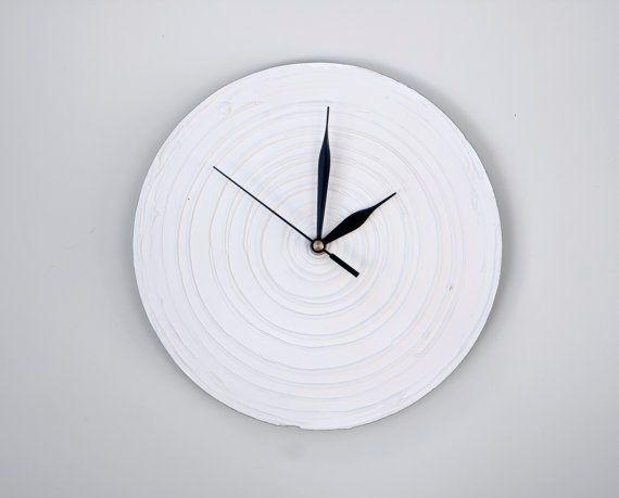 Best 25+ White Wall Clocks Ideas On Pinterest