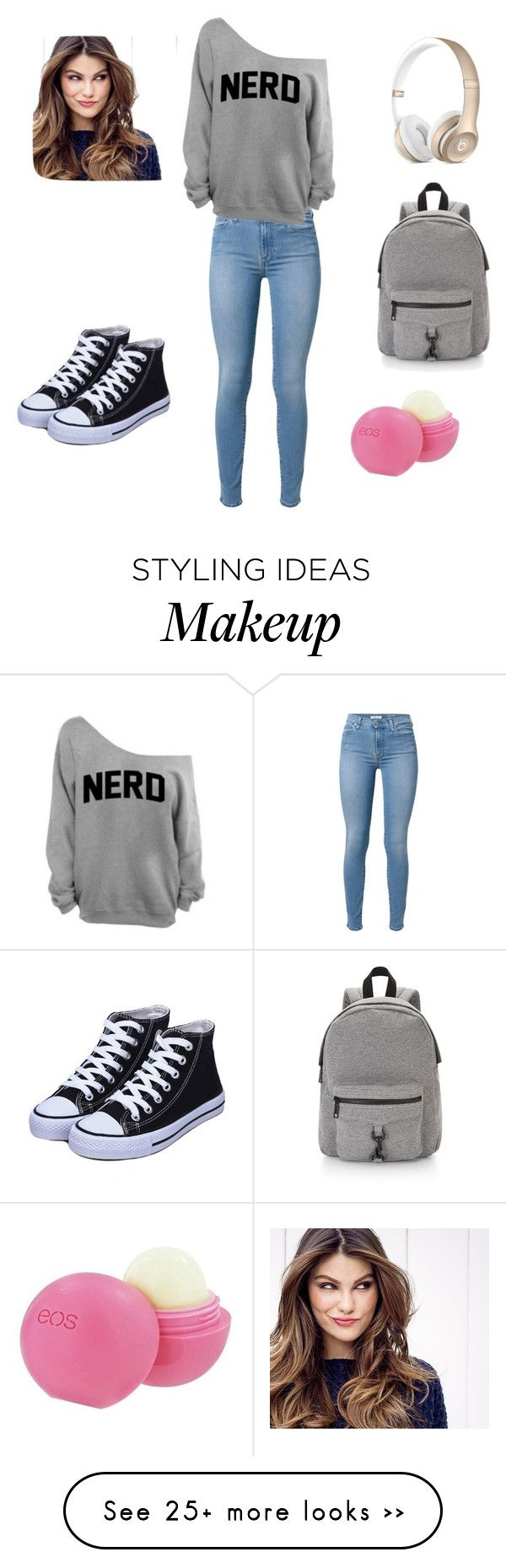 """""""Sans titre #1"""" by sadije on Polyvore featuring mode, 7 For All Mankind, Rebecca Minkoff, Eos en ULTA"""