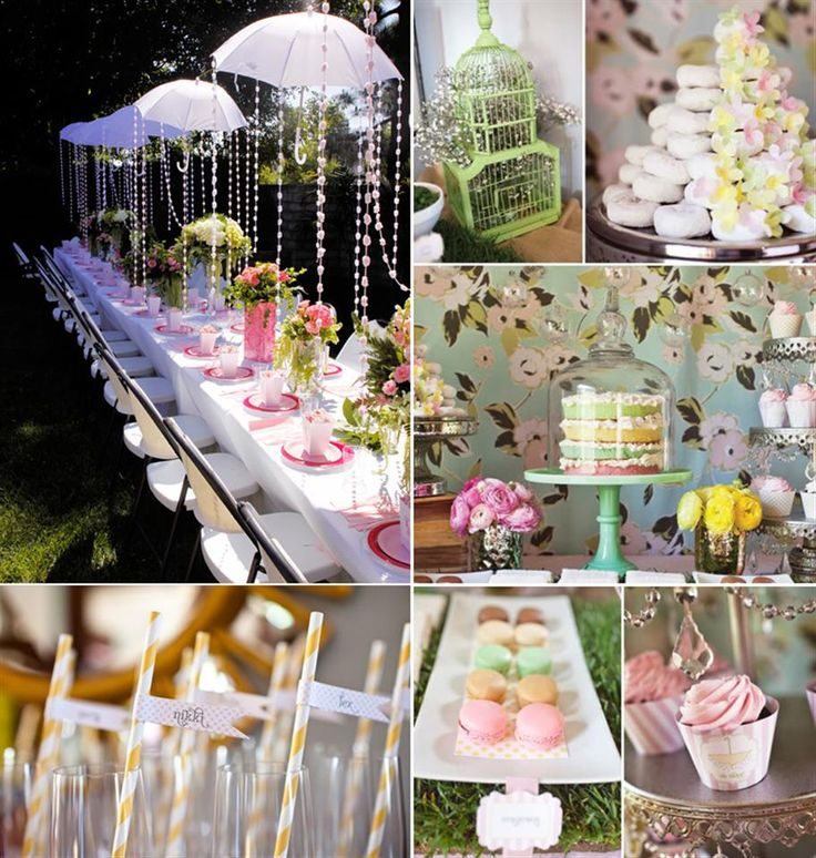 Backyard Baby Shower Ideas backyard baby shower by dish wish photos by megan welker 100 layer cakelet Find This Pin And More On Garden Party Cute Spring Summer Girl Baby Shower Ideas