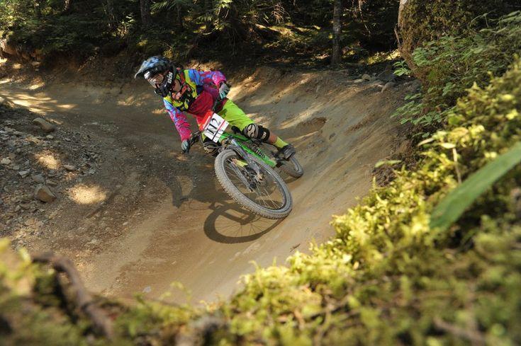 Girls Love To Downhill Mountain Bike Too Whistler Bikes And Girls