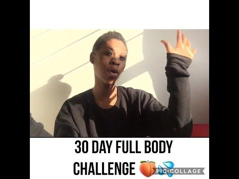 Check out my latest video: 30 Day Full Body Challenge || 12 Weeks of Greatness #1 https://youtube.com/watch?v=ZQIUYGQp0pM