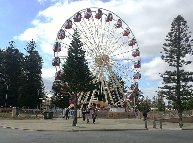 Fun at Western Australia