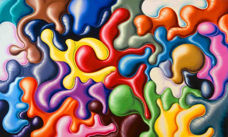 ART & ARTISTS: Kenny Scharf