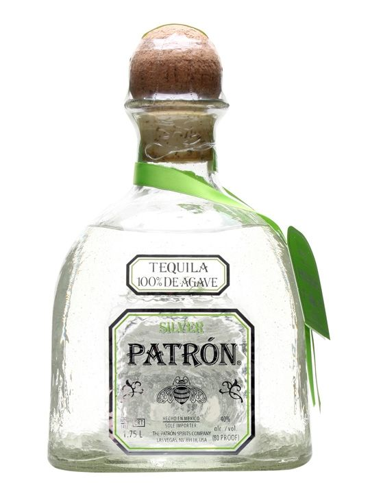 Patron Silver Tequila / Magnum : The Whisky Exchange