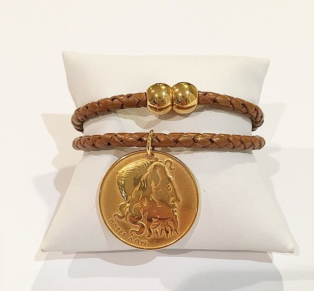 Gold Plated Greek Drachmas Metallic Bronze Braided Leather Wrap Bracelet - Irene Erika  #Stylish #Jewelry #EvilEye #EvilEyes #Mati #ArmCandy #Stylishoutfit #Bracelet #Bracelets l #Beautiful #Fashion #Stylish #Stylist #Fashionista #Accessories #Accessorize #Bronze #Quote #Coffee #europe #Greece #Paris #Miami #London #Designs #Fashionblogger #Fashionblog #trends #Jewelrytrends #Trending #Trendsetter #Hot #Glamorous #Shop #Shopaholic #Shopping #Milan #NewYork #NYC #Girlboss #manhattan…