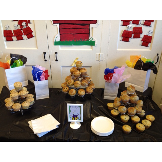 8 best school muffins with mom images on pinterest classroom ideas ideas for mothers day and - Muffins fur kindergarten ...