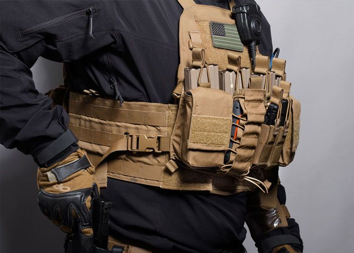 HSP D3 Chest Rig Now at eHobby Asia
