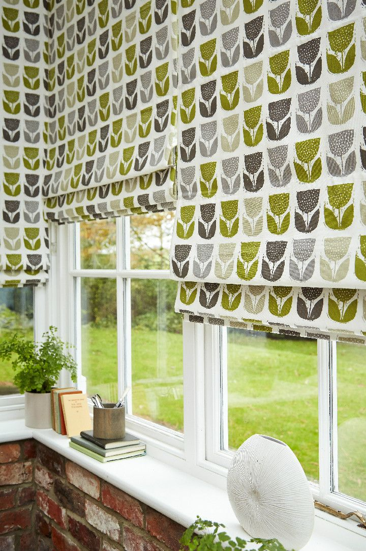 136 Best Roman Blinds And Curtains Images On Pinterest