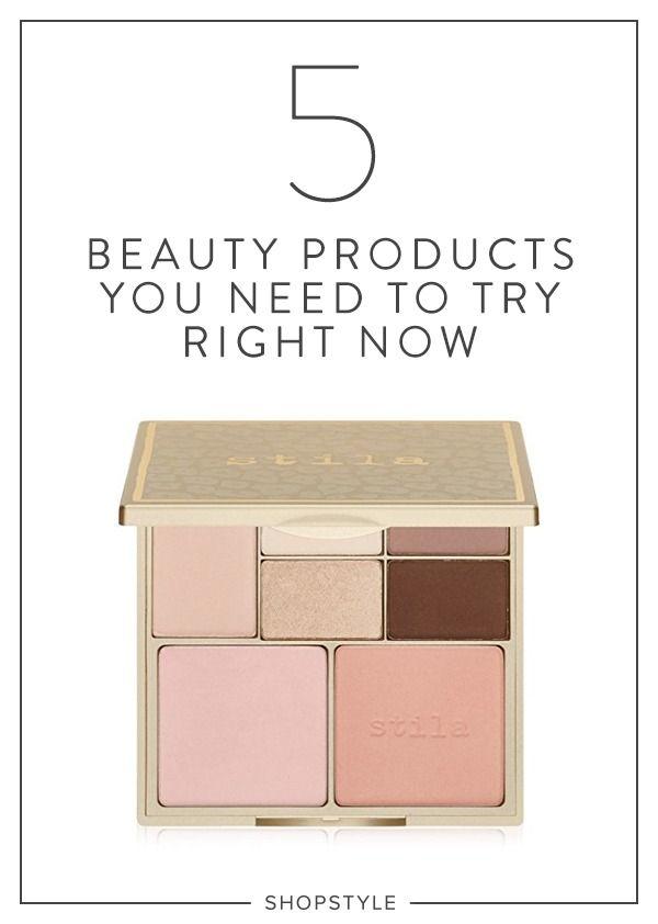 We've found makeup palette nirvana.