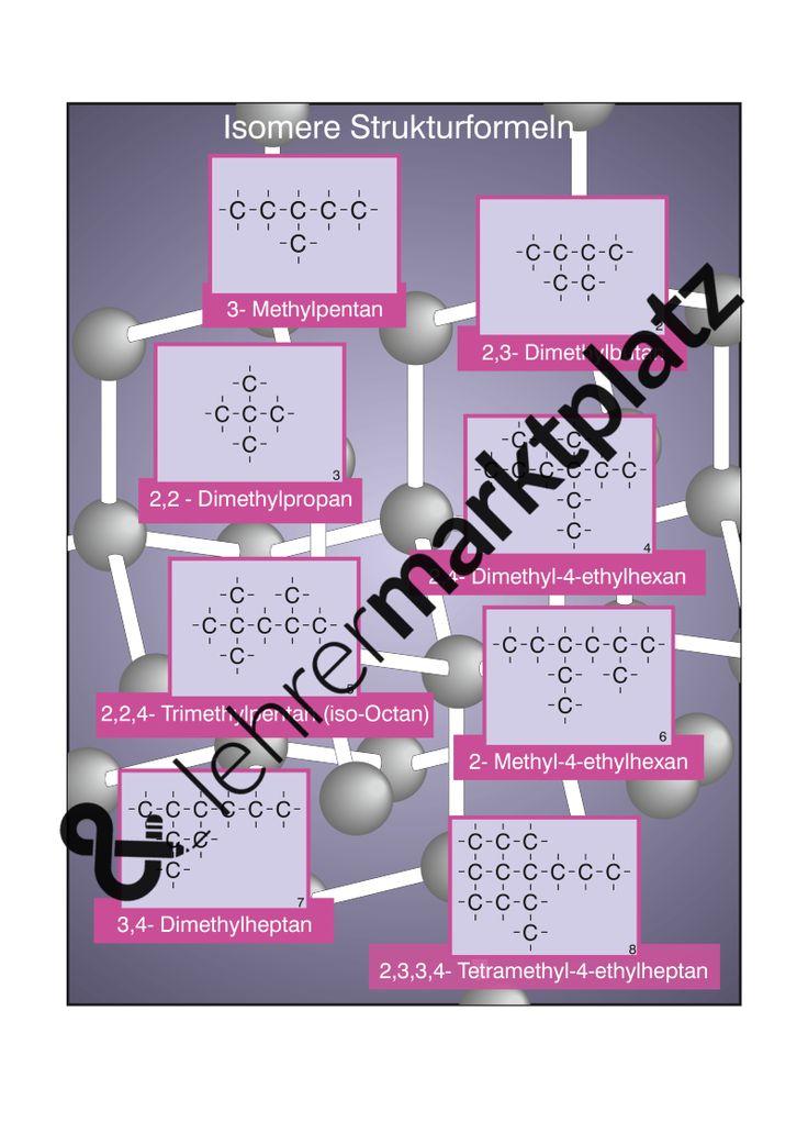 47 best Chemie Unterrichtsmaterialien images on Pinterest