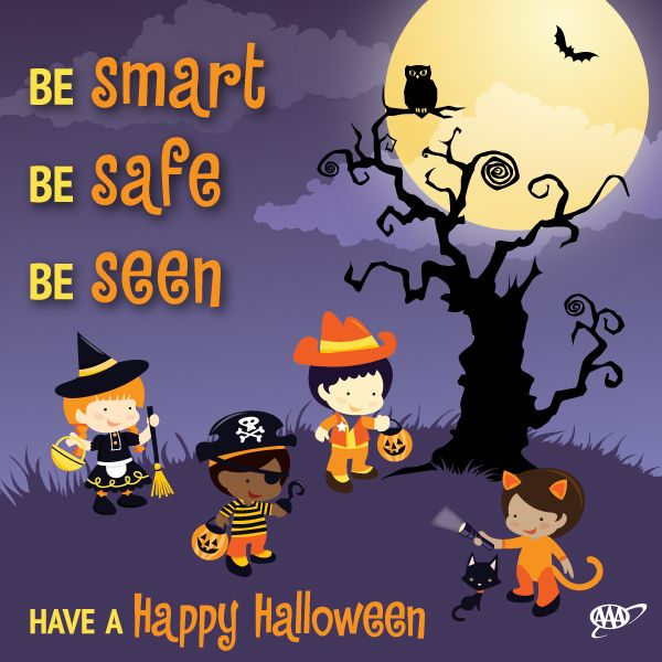 according to the aaa foundation for traffic safety halloween is one of the deadliest nights of the year for pedestrians