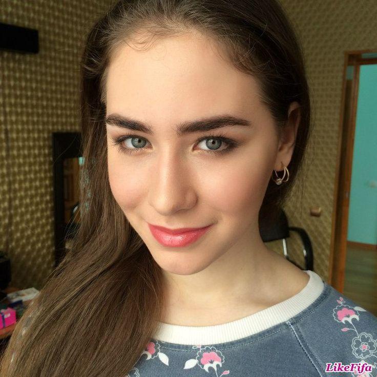 #дневной_макияж, #красивое_лицо_макияж, #макияж_недорого, #макияж_likefifa, #макияж_от_мастера_Москвы