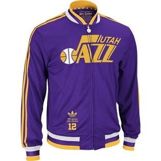 Adidas John Stockton Utah Jazz Adidas Originals Retro