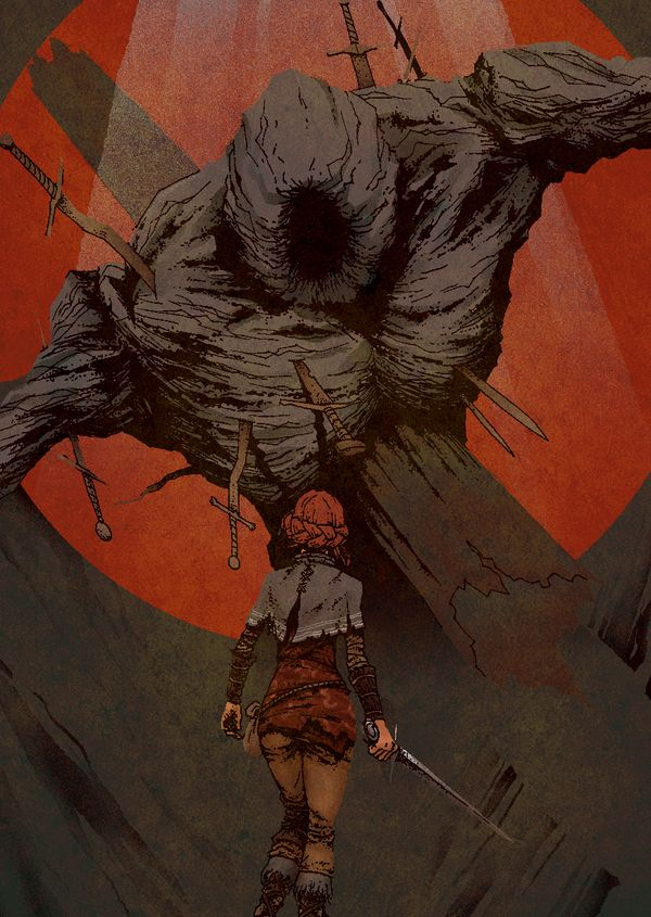 The Last Giant by XenocidaEnder.deviantart.com on @deviantART