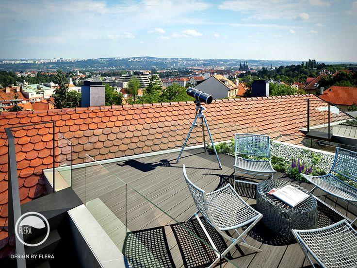 #landcape #architecture #garden #terrace #resting #place #rooftop