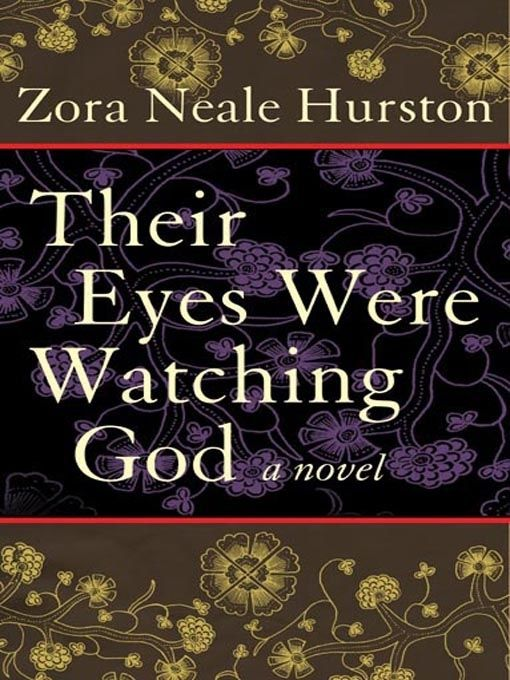 a book report on zora neale hurstons their eyes were watching god Last month, our literature book club read zora neale hurston's masterpiece their eyes were watching god our small and enthusiastic group of literature lovers explored the details of hurston's life and how she wrote the novel in seven weeks in haiti.