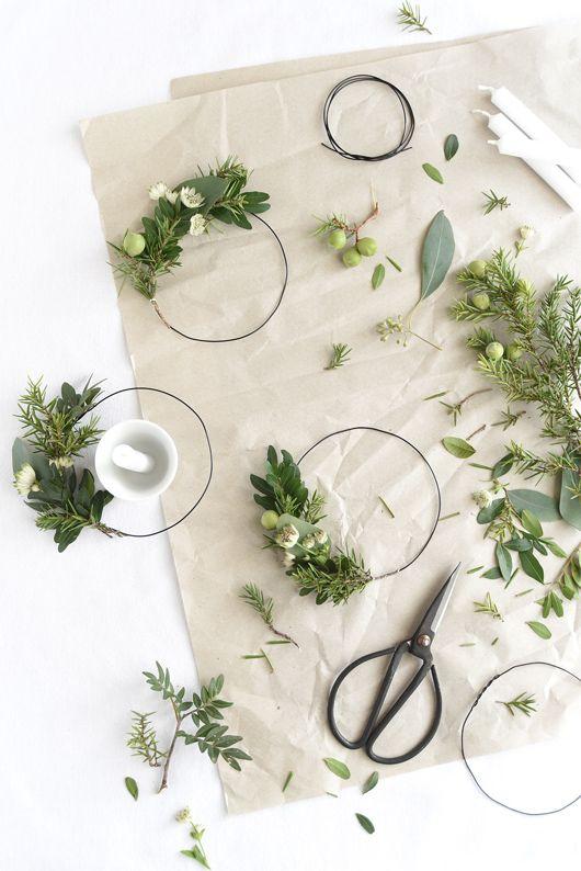Diese Bilder, fotografiert für meine Kolumne  auf Holly`s decor8  Blog, möchte… – Blumen