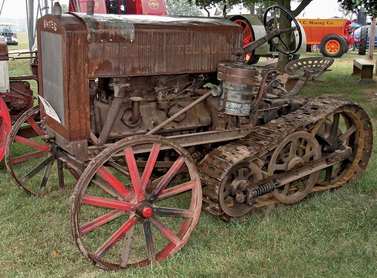 Antique Tractor Steel Wheels : Best images about tractors farm machinery on pinterest