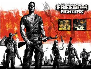 Freedom Fighters originally titled Freedom: The Battle For Liberty Island, is a 2003 third person shooter video game available for the ...