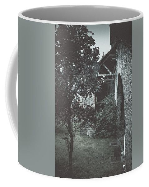 Travel Coffee Mug featuring the photograph Gravenstein by Elena Ivanova IvEA  #ElenaIvanovaIvEAFineArtDesign #Decor #Mug #Cup #Gift