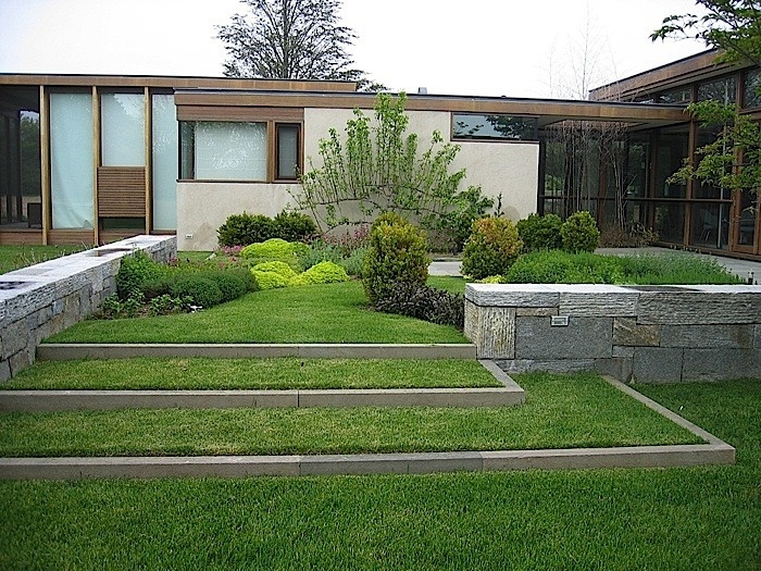 113 best lawn terraces treads images on pinterest for Terrace steps