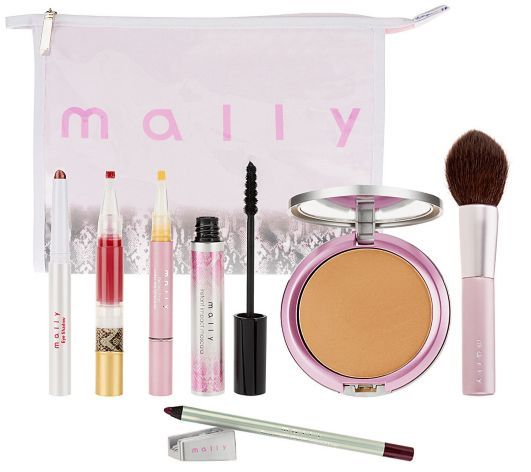 Mally Beauty 7 Piece Makeup Makeover Collection